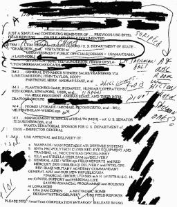 Voici le document prouvant qu'Ossama ben Laden était l'agent Tim Osman de la ...CIA.