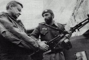 Tim Osman  ...bien entrainé alors...par la CIA...ou si vous préféez : Ossama ben Laden.