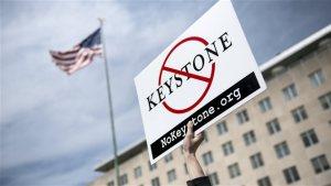 De nombreuses manifestations contre le projet de l'oléoduc ont eu lieu dans le passé.