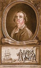 Le comte de Cagliostro.