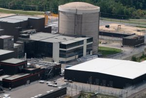 La centrale de Gentilly 2...