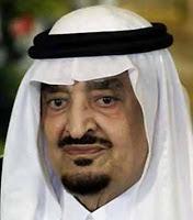 Le roi Fahd