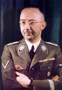 Heinrich himmler photo color 002