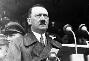 Adolph Hitler....ou Schicklgruber!