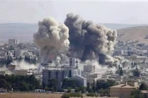 Les positions terroristes à Palmyre ont été aussi bombardés par l'armée de l'air Syrienne. Depuis la prise de la ville de Palmyre par Daech , la coalition internationale n'a jamais frappée les terroristes dans cette ville pour une seule et bonne raison c'est qu'ils ne veulent pas renforcer le gouvernement syrien dans cette région et que Daech est un de leurs allié de circonstance. Honte à eux qui prétendent combattre le terrorisme!