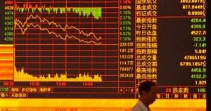 La bulle financière chinoise...sur le point d'éclater en entraînant de nombreuses économies dans son sillage,comme un  paquebot en train de couler.