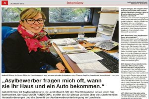 La nouvelle  du journal allemand que  la traduction vous est faite plus bas./ The article from the german newspaper we translate  in  this article.