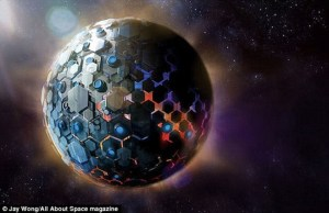 KIC 8462852  nous fait rêver!