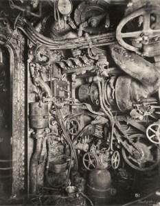 salle des moteurs