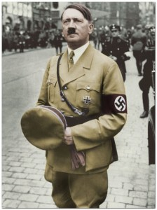 Une belle photo du Fûhrer Adolph Hitler