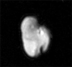 La lune Hydra n'aurait que 50 kilomètres de long et serait surtout composée d'eau.