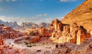 Le site de Petra