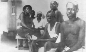Photo du massacre des petits paysans .