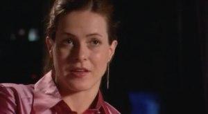 """Bethany McLean, journaliste, lanceuse d'alerte et co-auteure du livre sur l'affaire Enron : """"The Smartest Guys in the Room"""", adapté en documentaire [12]. (pour visionner le documentaire – en anglais – cliquer sur l'image)"""