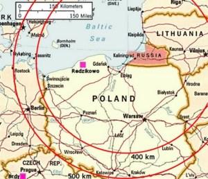 La base russe dans l'enclave de Kaliningrad.