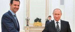 Vladimir Poutine et Bachar al-Assad:l'OTAN cherche continuellement à associer  les deux chefs d'états en oubliant leurs travers.