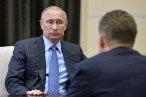 Vladimir Poutine cherche à remplacer son arsenal meurtrier des SS-18 armes (Alexei Druzhinin / Sputnik, Kremlin Pool Photo