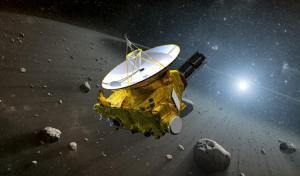 New Horizons file tout droit vers les limites extrêmes du système solaire.