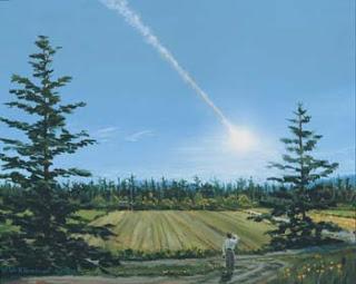 Tunguska-pintura