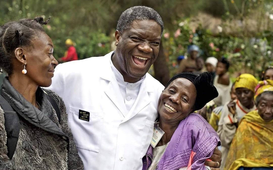 Mukwege, l'homme qui répare les femmes