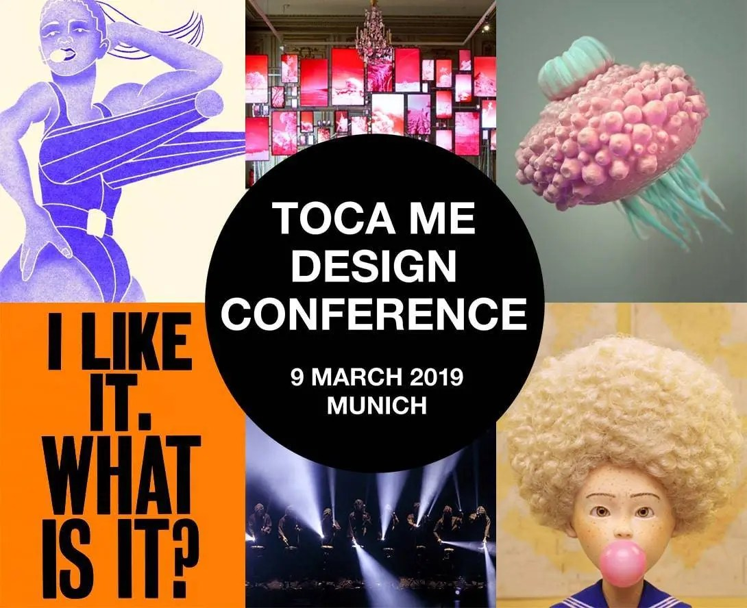 Toca Me Design Conference Munich 2019
