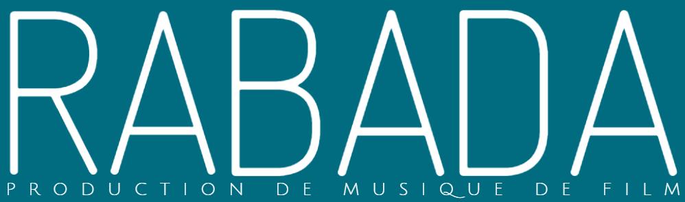 Rabada, production de musique de film