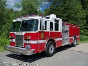 Fire Truck LB3