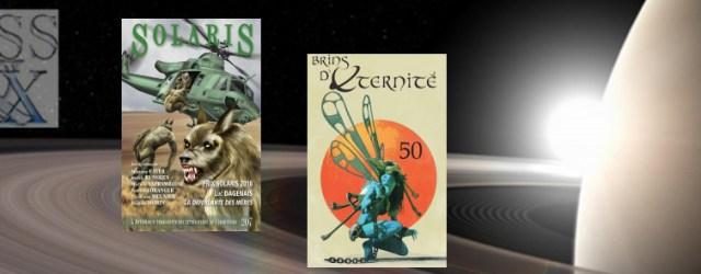 Trois Publications SF de Laframboise 2018
