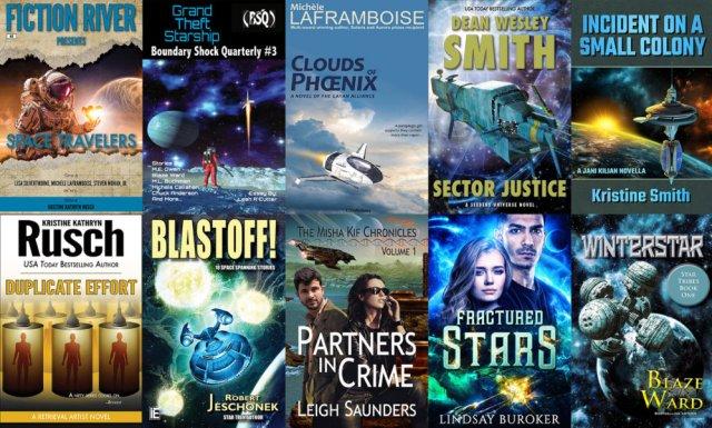 Ten astounding SF book covers!