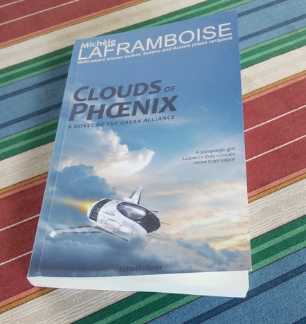 Livre Clouds of Phoenix
