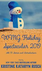 Couverture Holiday Spectacular no 1