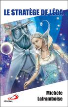 Couverture d'ouvrage: Le stratège de Léda