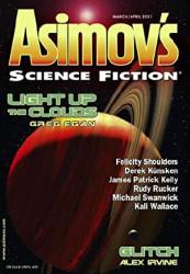 Asimov's Mars2021