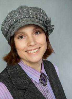 Michèle Laframboise, photo par Lisa Mininni