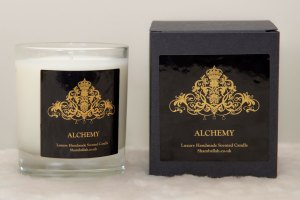 Alchemy scented candle