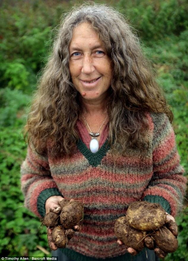 Emma Orbach la donna che vive da Hobbit  Michele227s Blog