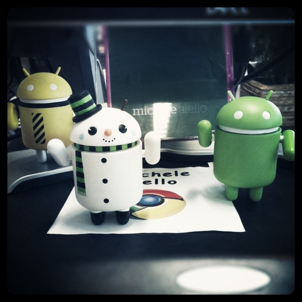 Working in Google UK (5/6)