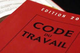 code du travail question