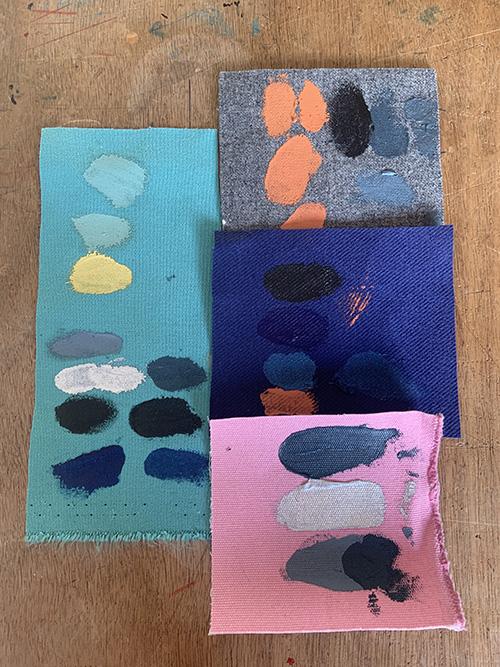 impression-sérigraphie-couleurs-écologie-encres-à l'eau-atelier-michèle-forest