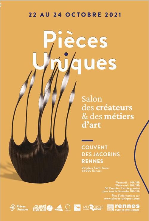 affiche-salon-pieces-uniques-rennes