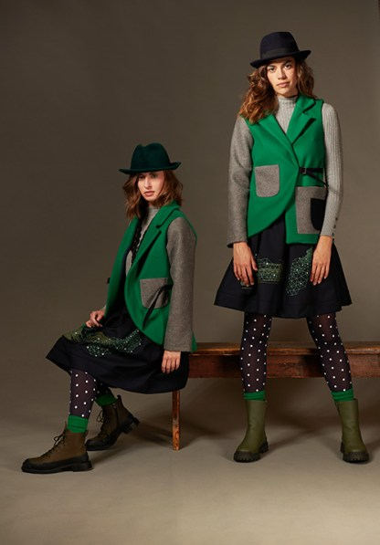 veste-laine-dissymetrique-laine-bicolore-hiver-2021-michele-forest-design