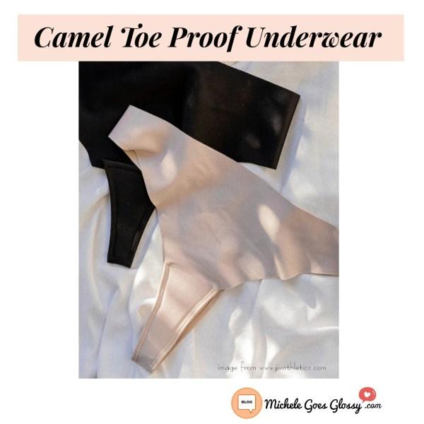 Camel Toe Proof Underwear