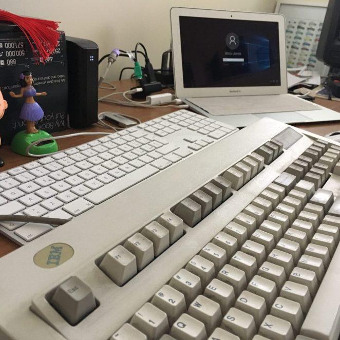 Tastiera PS2 su Mac