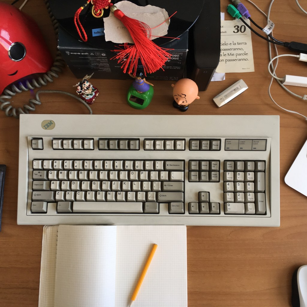 Tastiera IBM PS/2
