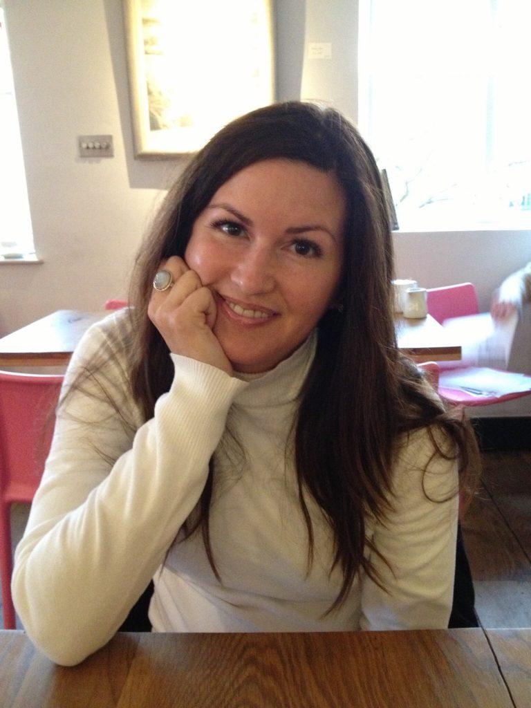 YA author Michele Kwasniewski