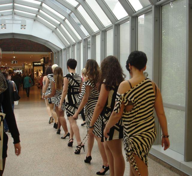 Model Contest QUARREE GESICHTER 2013  Das waren die