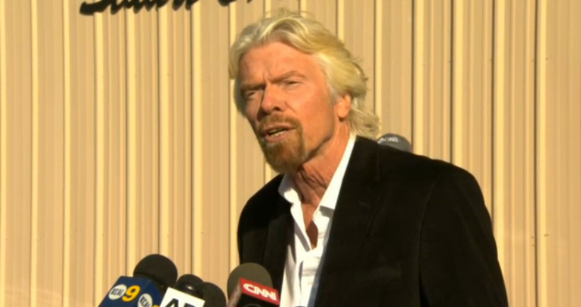 With Leaders Like Branson, No Need for Crisis Managers