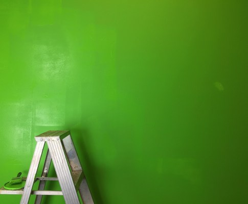 Paint a wall – but where to start?