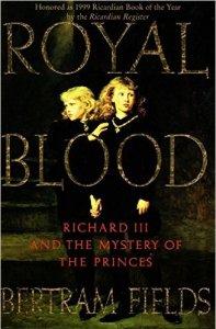 royal blood bertram fields