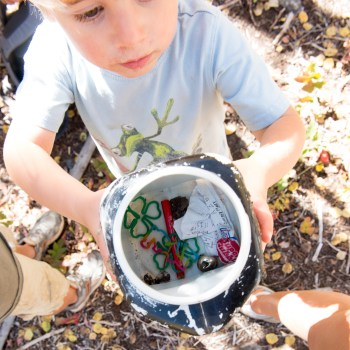 Fun with Kids: Geocaching